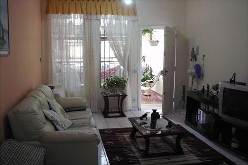 ref.: 1149 - casa em praia grande, no bairro canto do forte - 2 dormitórios