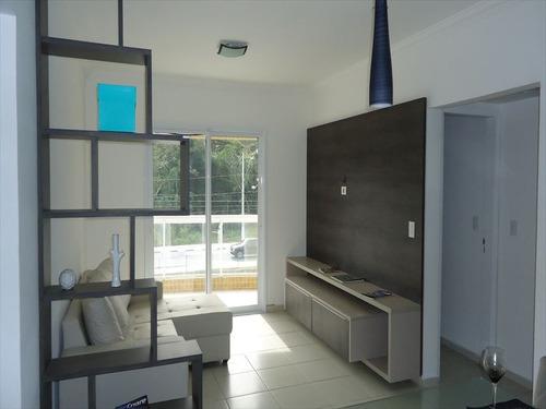ref.: 115 - apartamento em bertioga, no bairro centro - 2 dormitórios