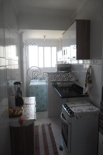ref.: 1150 - apartamento em praia grande, no bairro forte - 1 dormitórios