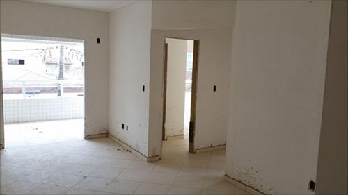 ref.: 1153 - apartamento em praia grande, no bairro ocian - 2 dormitórios