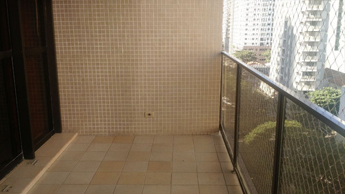 ref.: 1154 - apartamento em guaruja, no bairro barra funda - 2 dormitórios
