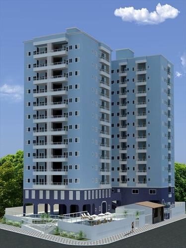 ref.: 11601 - apartamento em praia grande, no bairro vila mirim - 1 dormitórios