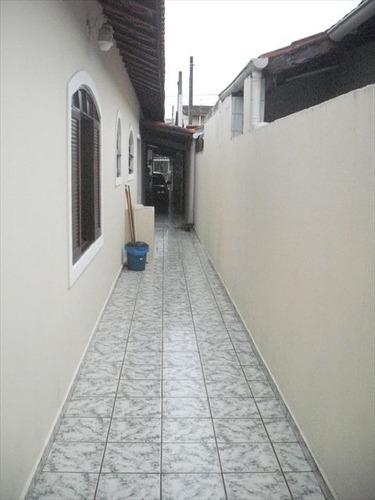 ref.: 1160900 - casa em praia grande, no bairro guilhermina - 2 dormitórios