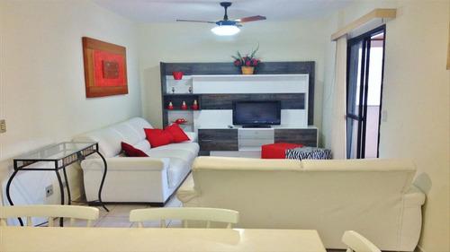 ref.: 1161 - apartamento em guaruja, no bairro centro - 2 dormitórios