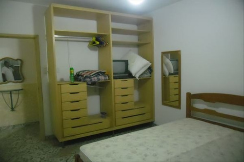 ref.: 1162 - apartamento em praia grande, no bairro forte - 1 dormitórios