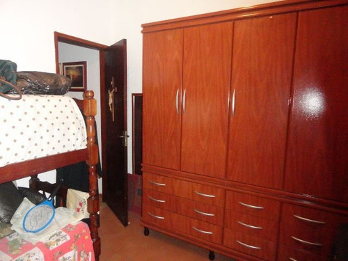ref.: 1162000 - casa em praia grande, no bairro guilhermina - 2 dormitórios