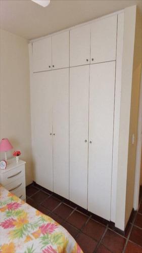 ref.: 1163 - apartamento em guaruja, no bairro barra funda -