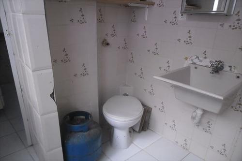 ref.: 1163 - apartamento em praia grande, no bairro forte - 2 dormitórios