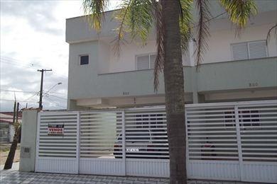 ref.: 116600 - casa em praia grande, no bairro balneario maracana - 2 dormitórios