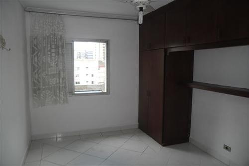 ref.: 1167 - apartamento em praia grande, no bairro guilhermina - 2 dormitórios