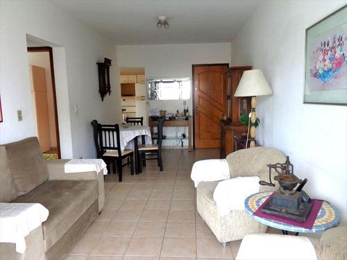 ref.: 1167 - apartamento em praia grande, no bairro tupi - 2 dormitórios