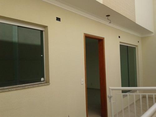ref. 11/6823 - sobrado condominio - novo - 2 dorm 2 vagas