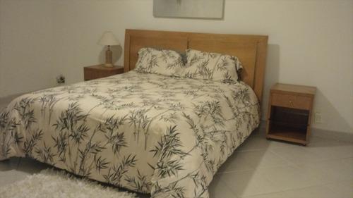 ref.: 1171 - apartamento em guarujá, no bairro pitangueiras - 4 dormitórios