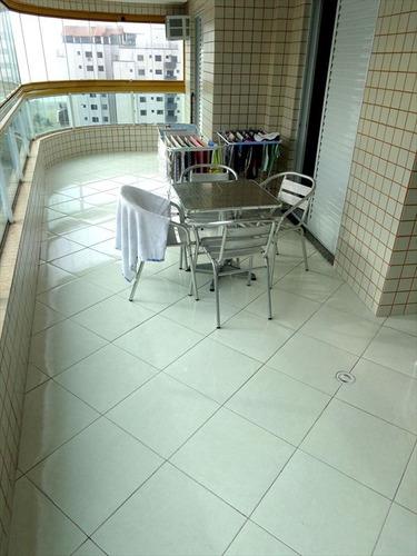 ref.: 1172 - apartamento em praia grande, no bairro aviacao - 3 dormitórios