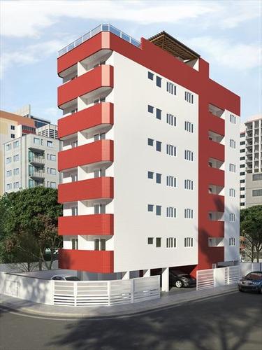 ref.: 1176 - apartamento em praia grande, no bairro real - 1 dormitórios