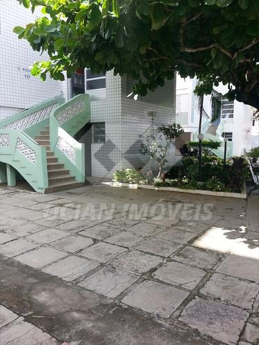 ref.: 118 - apartamento em praia grande, no bairro ocian - 1 dormitórios