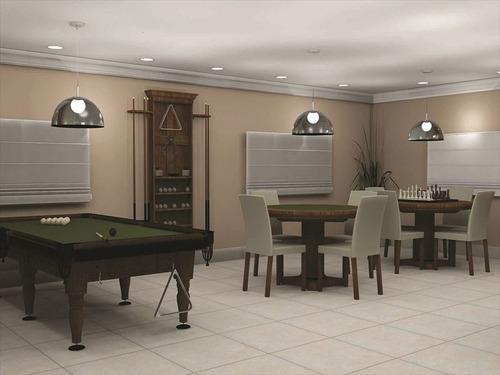ref.: 11801 - apartamento em praia grande, no bairro maracana - 1 dormitórios