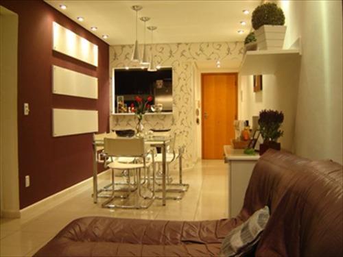 ref.: 1180300 - apartamento em praia grande, no bairro guilhermina - 2 dormitórios