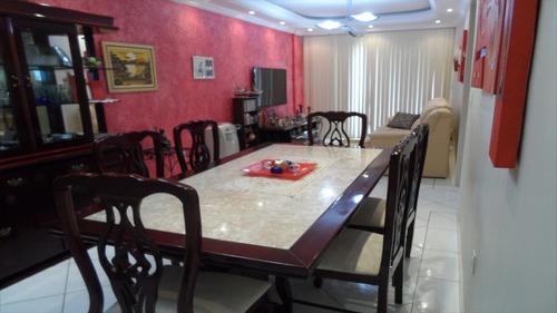 ref.: 1181 - apartamento em praia grande, no bairro vila guilhermina - 2 dormitórios