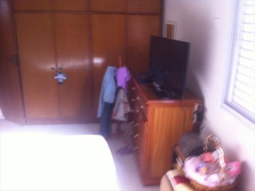 ref.: 118101 - casa em praia grande, no bairro canto do forte - 2 dormitórios