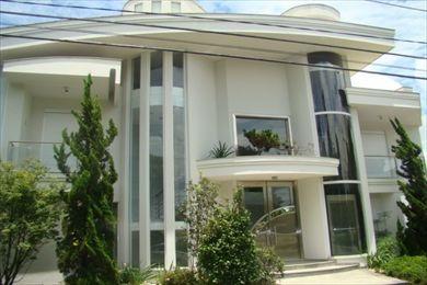 ref.: 118301 - casa condomínio fechado em barueri, no bairro alphaville - 4 dormitórios