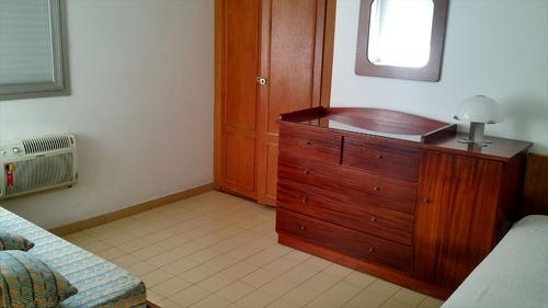 ref.: 1184 - apartamento em guaruja, no bairro pitangueiras - 2 dormitórios