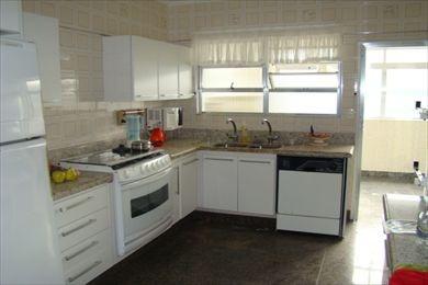 ref.: 119101 - apartamento em santos, no bairro gonzaga - 4 dormitórios