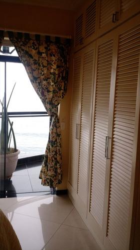 ref.: 1192 - apartamento em guaruja, no bairro jardim astúrias - 3 dormitórios