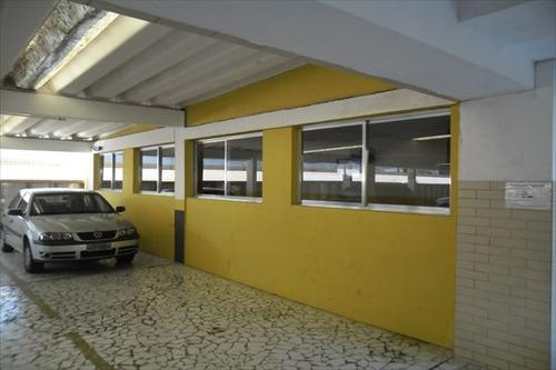 ref.: 1192 - apartamento em praia grande, no bairro canto do forte