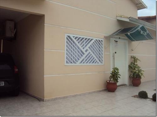 ref.: 1198600 - casa em praia grande, no bairro florida - 4 dormitórios