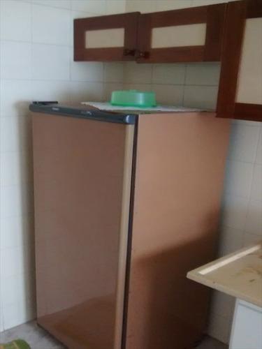 ref.: 12 - apartamento em praia grande, no bairro guilhermina - 2 dormitórios