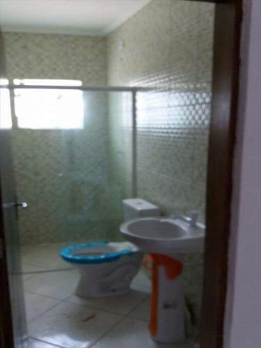 ref.: 120 - casa em itanhaem, no bairro suarao - 1 dormitórios