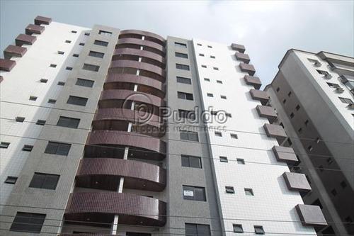 ref.: 1201 - apartamento em praia grande, no bairro vila tupi - 2 dormitórios