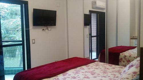 ref.: 1205 - apartamento em guaruja, no bairro jardim astúrias - 2 dormitórios