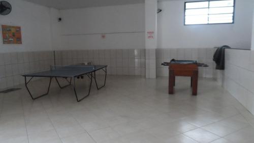 ref.: 1207 - apartamento em praia grande, no bairro campo aviacao - 2 dormitórios