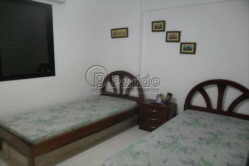 ref.: 1207 - apartamento em praia grande, no bairro canto do forte - 2 dormitórios