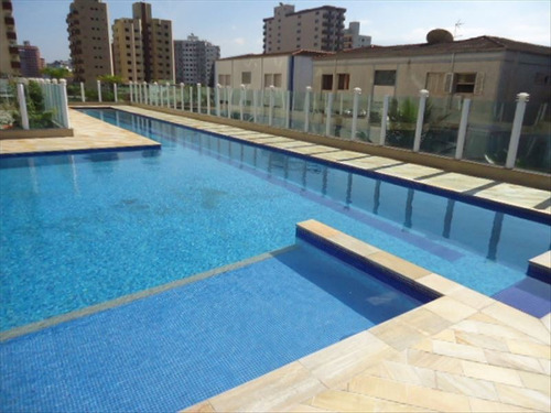ref.: 121 - apartamento em praia grande, no bairro caicara - 2 dormitórios