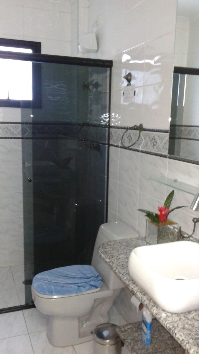 ref.: 121 - apartamento em praia grande, no bairro guilhermina - 3 dormitórios
