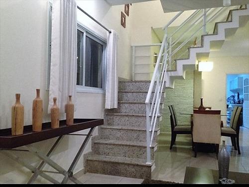 ref.: 1213 - casa em praia grande, no bairro canto do forte - 3 dormitórios