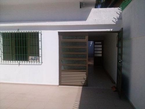 ref.: 121501 - casa em praia grande, no bairro canto do forte - 2 dormitórios