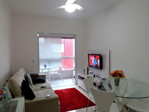 ref.: 1217 - apartamento em praia grande, no bairro canto do forte - 2 dormitórios