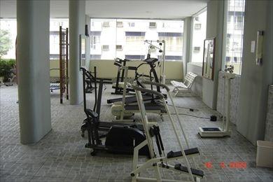 ref.: 121901 - apartamento em santos, no bairro jose menino - 2 dormitórios