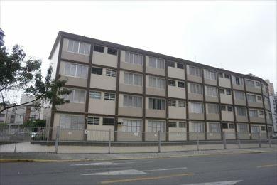 ref.: 1220 - apartamento em praia grande, no bairro boqueirao - 1 dormitórios