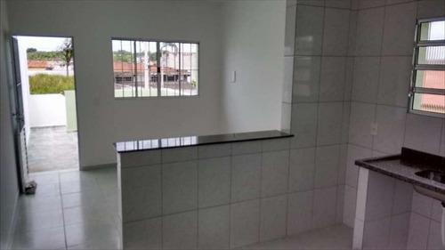 ref.: 12200 - casa em itanhaém, no bairro nova itanhaém - 1 dormitórios