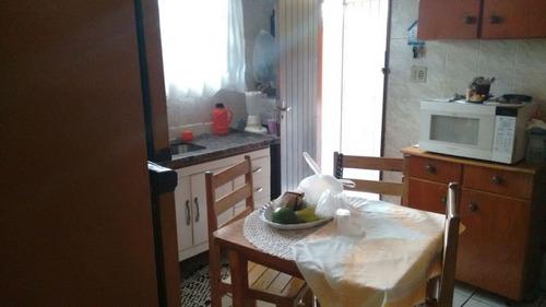 ref.: 1221 - casa em praia grande, no bairro campo aviacao - 2 dormitórios