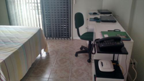 ref.: 1223 - apartamento em guaruja, no bairro jardim las palmas - 1 dormitórios