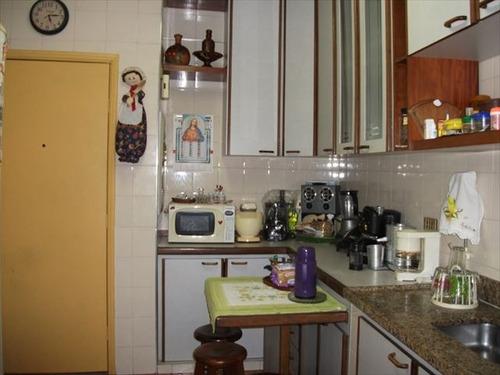 ref.: 1225400 - apartamento em santos, no bairro marape - 2 dormitórios