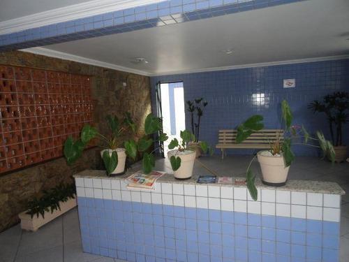 ref.: 1228500 - apartamento em praia grande, no bairro guilhermina - 2 dormitórios
