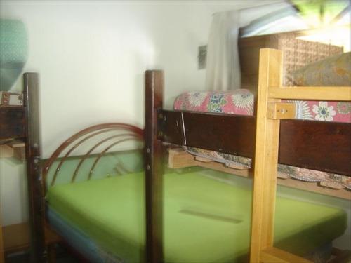 ref.: 123 - casa em praia grande, no bairro maracana - 2 dormitórios