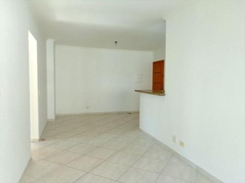 ref.: 1231 - apartamento em praia grande, no bairro boqueirao - 2 dormitórios